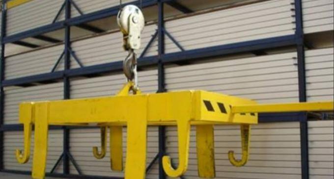 Tercera hoja de prevención sobre accesorios de elevación de cargas del ISSGA
