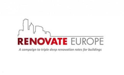 RENOVATE EUROPE, una campaña europea que fomenta la rehabilitación de edificios existentes