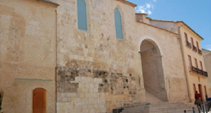 Inauguración de las obras de restauración del antiguo convento de Santo Domingo en Xátiva