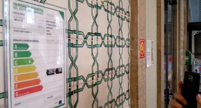 El Gobierno de Aragón obtiene la certificación energética del edificio Pignatelli y de las sedes de Hacienda y Agricultura