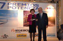OHL recibe el Premio Potencia de Maquinaria de OP e Ingeniería Civil 2013