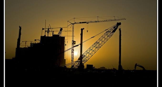 El 18,1% de las sociedades mercantiles creadas en noviembre corresponde al Sector de la Construcción
