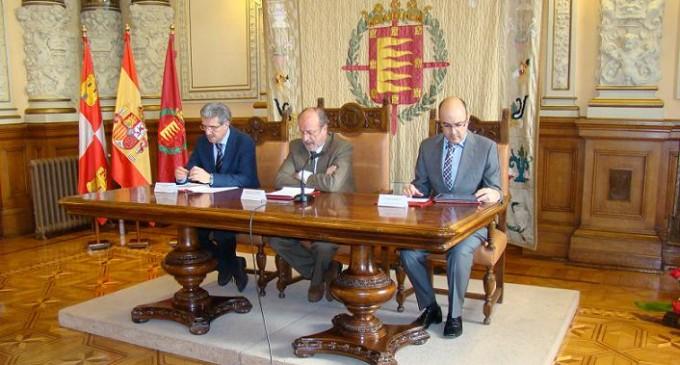 Valladolid y Cidaut desarrollan un sistema para optimizar el aparcamiento