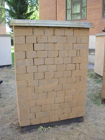 Investigación sobre la mejora de las construcciones de adobe