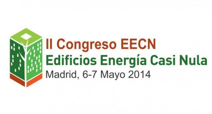 II Congreso de Edificios de Consumo de Energía Casi Nulo (EECN)