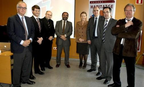 La Agencia de la Vivienda de Cataluña apoya la cátedra de Vivienda de la URV