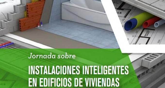 Jornada sobre Instalaciones Inteligentes en Edificios de Viviendas