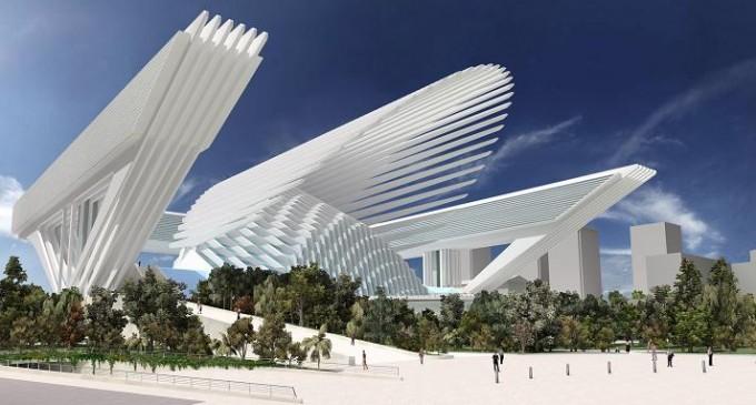 Calatrava es condenado a pagar casi 3 millones por fallos en la construcción del Palacio de Congresos de Oviedo