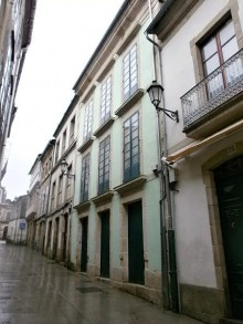 La Xunta continua la rehabilitación del histórico barrio de la Tinería de Lugo