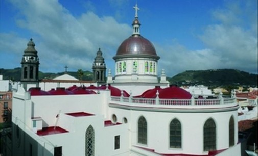 Finaliza la rehabilitación de la cubierta de la Catedral de La Laguna