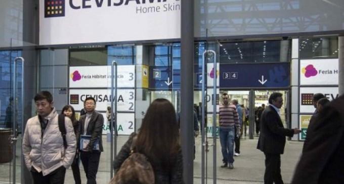 La 33ª edición de Cevisama se pone en marcha