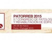 5º Congreso de Patología y Rehabilitación de Edificios