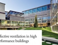 "Congreso ""Effective ventilation in high performance buildings"""