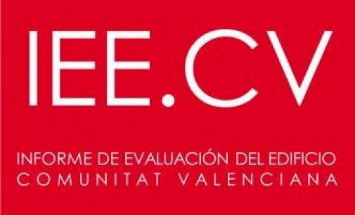 Jornada de presentación: El informe de evaluación del edificio Comunitat Valenciana