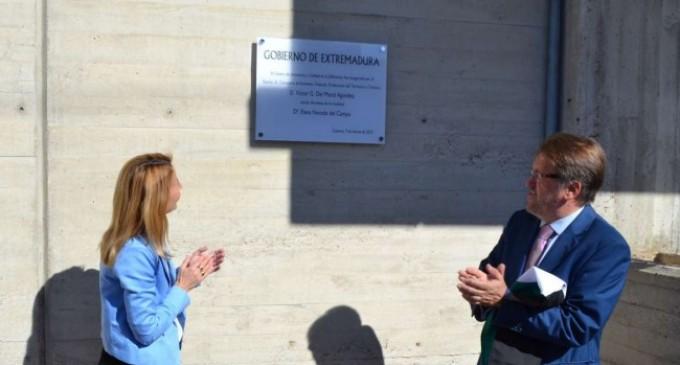 Inauguración del Centro de Innovación y Calidad en la Edificación en Cáceres