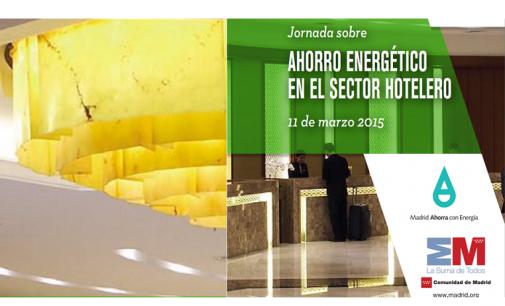 Jornada Fenercom sobre Ahorro Energético en el Sector Hotelero