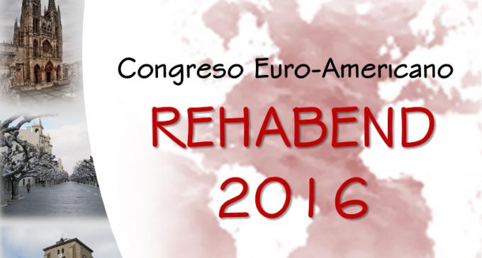 """REHABEND 2016 """"Patología de la Construcción, Tecnología de la Rehabilitación y Gestión del Patrimonio"""""""