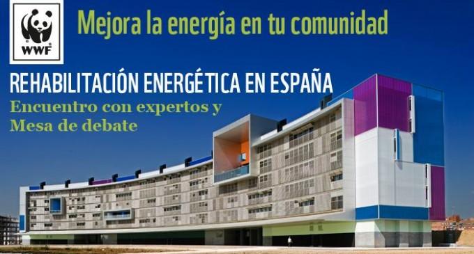 """Jornada de rehabilitación energética """"Mejora la energía de tu comunidad"""""""