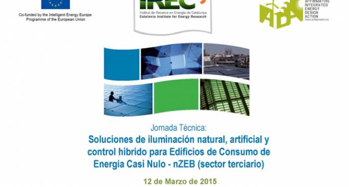 Jornada Soluciones de iluminación y control híbrido para Edificios de Consumo de Energía Casi Nula