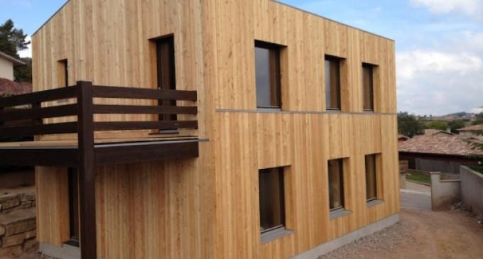Una casa de pajaobtienela certificación Passivhaus