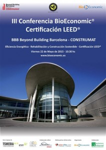 """III Conferencia BioEconomic """"Eficiencia Energética y Construcción Sostenible"""""""