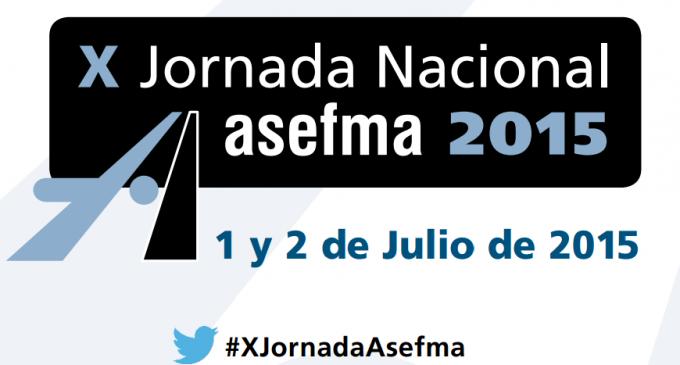 X Jornada Nacional de ASEFMA