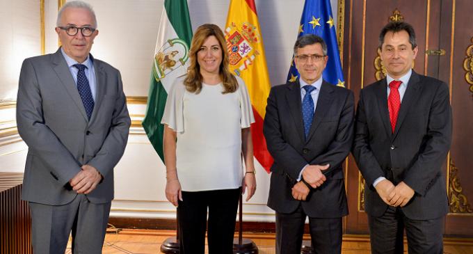 50 millones para el desarrollo de ciudades inteligentes en Andalucía