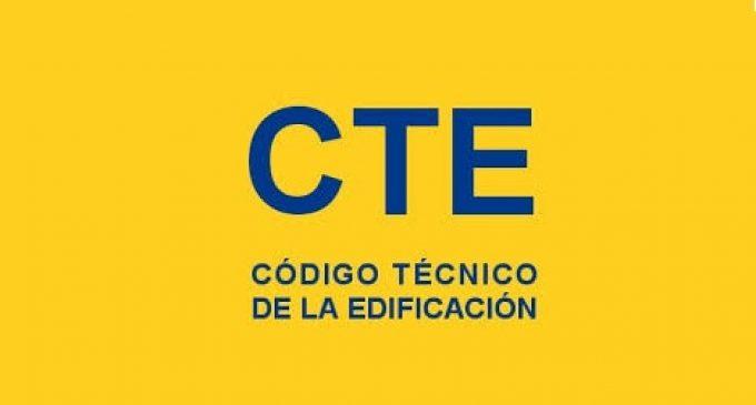 Consulta previa sobre la modificación del Código Técnico de la Edificación (CTE)
