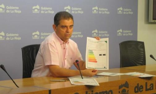 La Rioja registra 2.481 certificados de eficiencia energética en el primer semestre de 2015