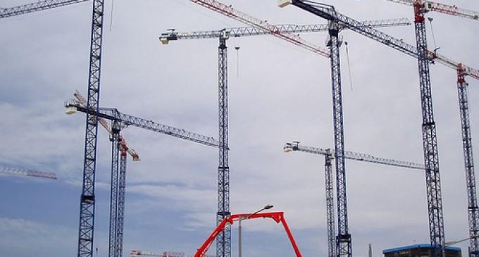 La construcción crecerá un 4,4% según Euroconstruct