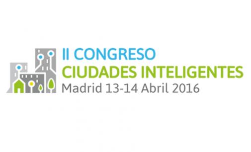 II Congreso Ciudades Inteligentes