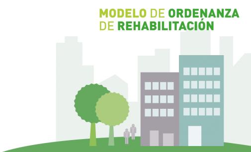 Modelo de Ordenanza de Rehabilitación