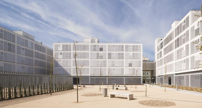 Vallecas 69 premio de la Bienal Española de Arquitectura