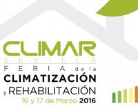CLIMAR Sevilla, Feria de la Climatización y Rehabilitación