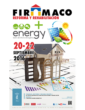 Firamaco feria de materiales de construcci n reforma y for Materiales de construccion alicante
