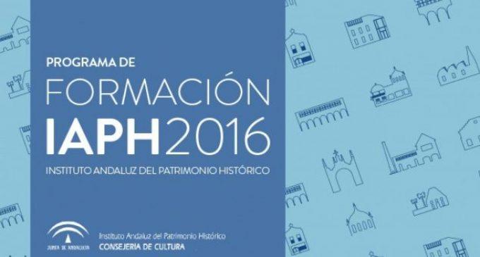 Jornada sobre conservación preventiva y nuevas tecnologías aplicadas al patrimonio
