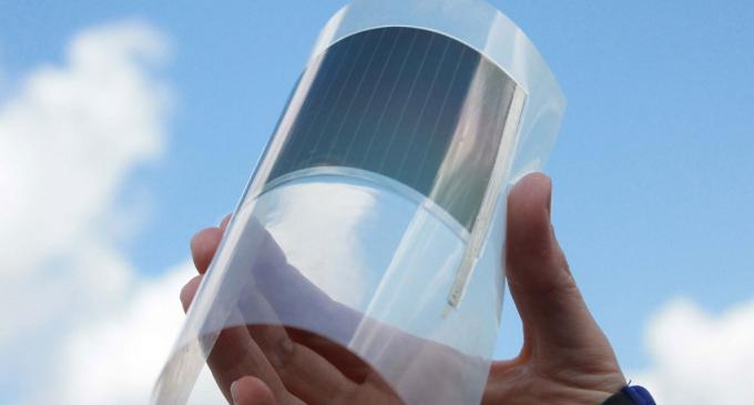 Células solares orgánicas para mejorar la eficiencia energética de los edificios