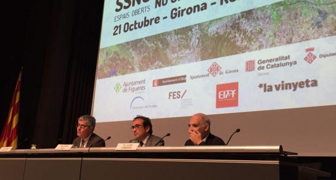 El 93,6% de la superficie de Cataluña es suelo no urbanizable
