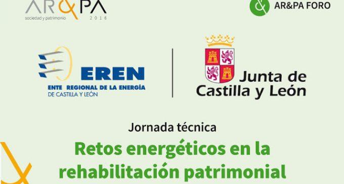 Jornada Retos energéticos en la rehabilitación del patrimonio