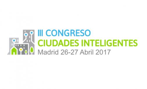 III Congreso de Ciudades Inteligentes