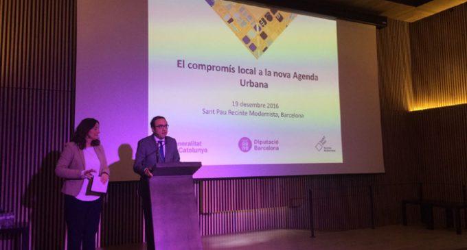 Cataluña impulsa una Agenda urbana basada en el equilibrio territorial y el reciclaje urbano