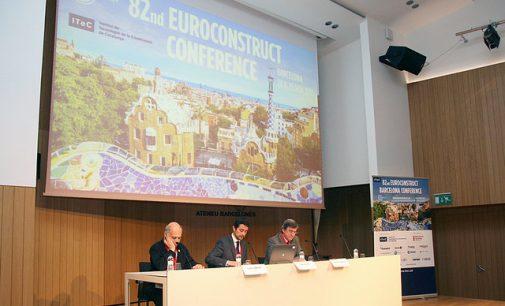 El sector de la construcción europeo continuará creciendo
