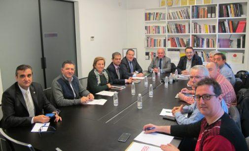 Constituida la Mesa de Trabajo de la construcción de La Rioja
