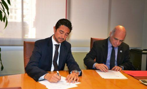 Incasol y COAC firman un convenio para colaborar en el curso de intervención en el patrimonio arquitectónico