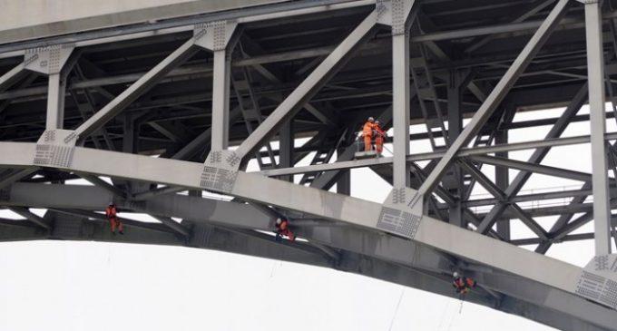 Drones para la inspección de un puente