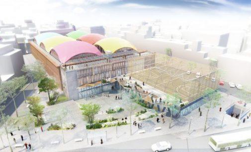 Presentación del proyecto de la Plaza de la Cebada