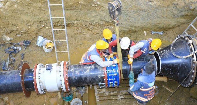 Abengoa completa un proyecto de abastecimiento de agua de 400 km en Turquía
