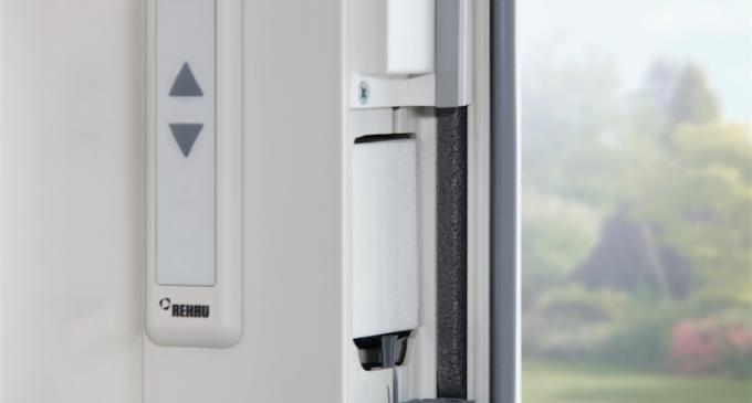 Nuevo sistema de ventilación integrado en las ventanas