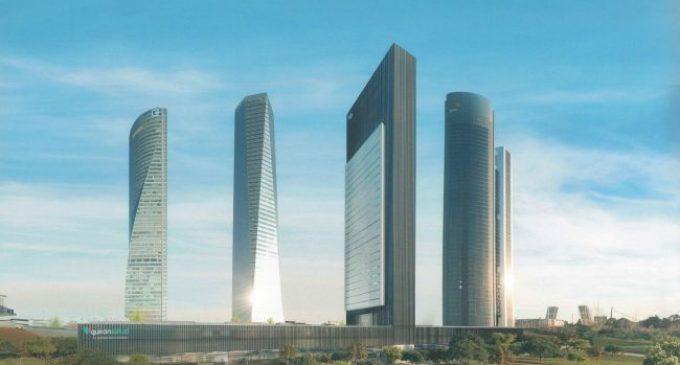Caleido, un rascacielos de 300 millones en la Castellana