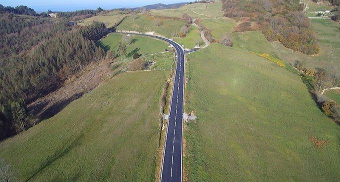 Licitación de servicios y obras de conservación de carreteras en Cantabria